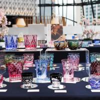 ~最高峰の切子職人による日本最大級の江戸切子の祭典~「Love Nippon!江戸切子桜祭り 2019」銀座で開催!